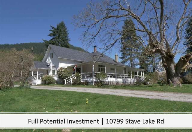 10799 Stave Lake Road, Mission, BC V2V 0B7 (#R2583385) :: 604 Home Group