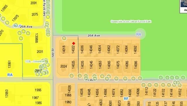 14022 20A Avenue, Surrey, BC V4A 9S3 (#R2583581) :: Premiere Property Marketing Team