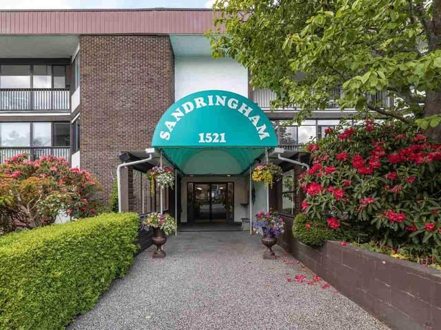 1521 Blackwood Street #105, White Rock, BC V4B 3V6 (#R2583925) :: Premiere Property Marketing Team