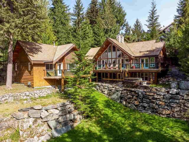 9516 Emerald Drive, Whistler, BC V8E 0G5 (#R2583977) :: Ben D'Ovidio Personal Real Estate Corporation   Sutton Centre Realty
