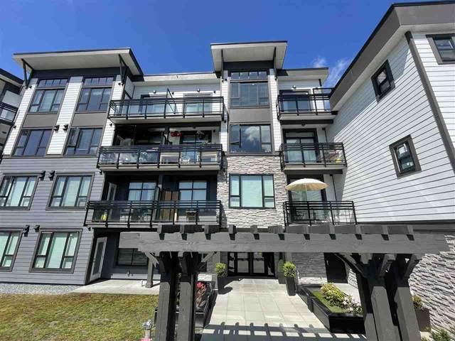 9983 E Barnston Drive #508, Surrey, BC V5N 6T3 (#R2584022) :: Premiere Property Marketing Team