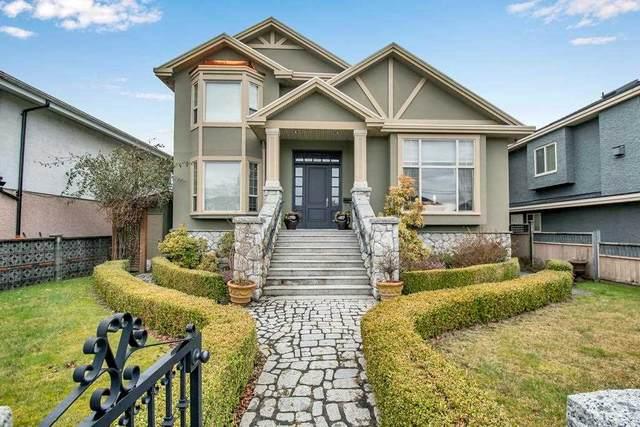 7735 18TH Avenue, Burnaby, BC V3N 1J3 (#R2585086) :: Initia Real Estate
