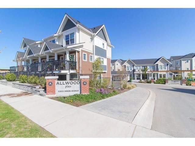 32633 Simon Avenue #122, Abbotsford, BC V2T 0G9 (#R2585257) :: Premiere Property Marketing Team