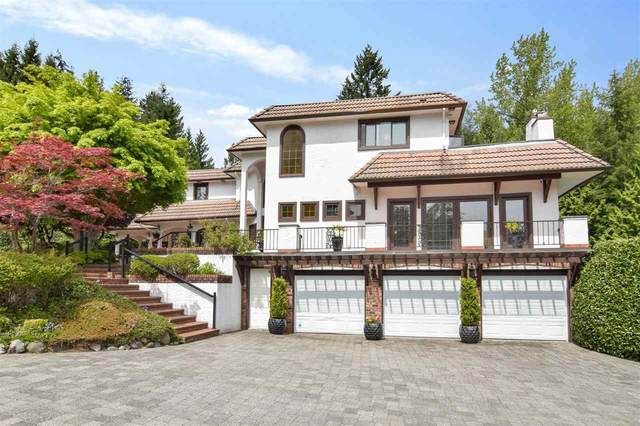 1249 Chartwell Place, West Vancouver, BC V7S 2S2 (#R2585385) :: Initia Real Estate