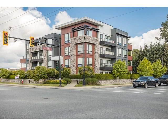 20331 Dewdney Trunk Road #110, Maple Ridge, BC V2X 3C9 (#R2585474) :: Premiere Property Marketing Team