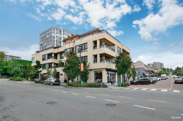 522 15TH Street #201, West Vancouver, BC V7V 0B7 (#R2585639) :: Premiere Property Marketing Team