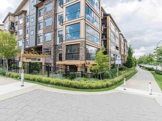 8218 207A Street #307, Langley, BC V2Y 0X9 (#R2585751) :: Premiere Property Marketing Team