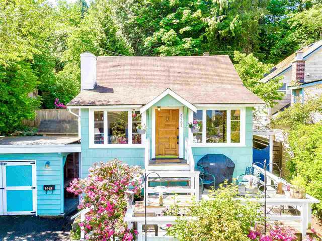 6465 Raleigh Street, West Vancouver, BC V7W 2C9 (#R2585786) :: Initia Real Estate