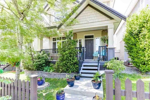6843 196 Street, Surrey, BC V4N 5Z7 (#R2585876) :: Premiere Property Marketing Team