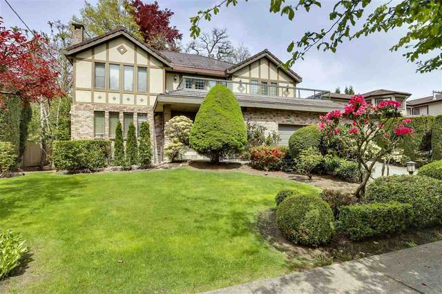 1065 W 54TH Avenue, Vancouver, BC V6P 1N2 (#R2585993) :: Premiere Property Marketing Team