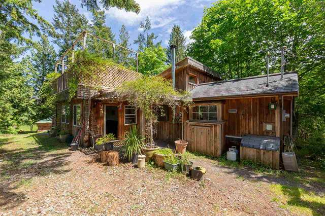 545 Fernhill Road, Mayne Island, BC V0N 2J2 (#R2586166) :: Ben D'Ovidio Personal Real Estate Corporation | Sutton Centre Realty