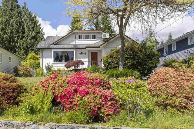 1921 Fulton Avenue, West Vancouver, BC V7V 1T2 (#R2586191) :: Premiere Property Marketing Team