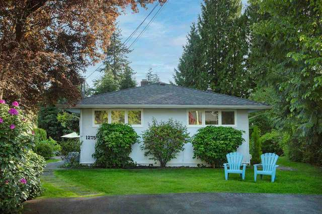 1275 Brantwood Road, North Vancouver, BC V7R 1G6 (#R2586201) :: Initia Real Estate