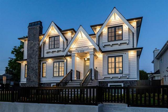 7312 Victoria Drive, Vancouver, BC V5P 3Z3 (#R2586360) :: Premiere Property Marketing Team