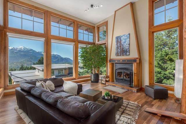 40781 Thunderbird Ridge #4, Squamish, BC V0N 3G0 (#R2586599) :: 604 Home Group