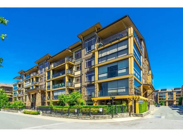 8258 207A Street #510, Langley, BC V2Y 0N4 (#R2586680) :: Premiere Property Marketing Team