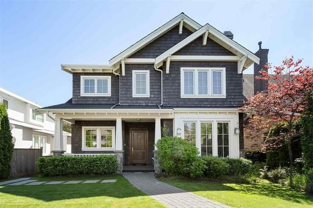 3092 W 35TH Avenue, Vancouver, BC V6N 2M8 (#R2586892) :: Premiere Property Marketing Team