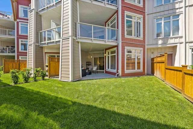 4211 Bayview Street #109, Richmond, BC V7E 6T6 (#R2587093) :: Premiere Property Marketing Team