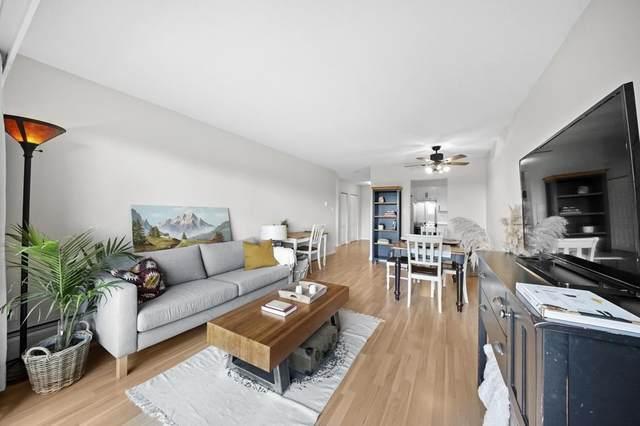 611 Blackford Street #307, New Westminster, BC V3M 1R7 (#R2587156) :: 604 Home Group