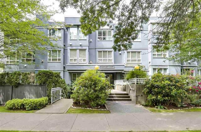 3 N Garden Drive #202, Vancouver, BC V5L 5C6 (#R2587463) :: Premiere Property Marketing Team