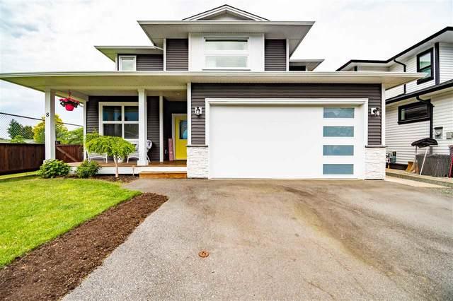 7328 Morrow Road #8, Agassiz, BC V0M 1A2 (#R2587468) :: Premiere Property Marketing Team