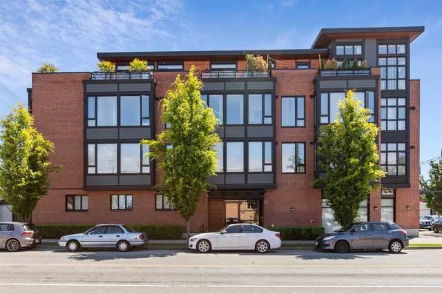 2008 E 54TH Avenue #309, Vancouver, BC V5P 1Y6 (#R2587612) :: Premiere Property Marketing Team