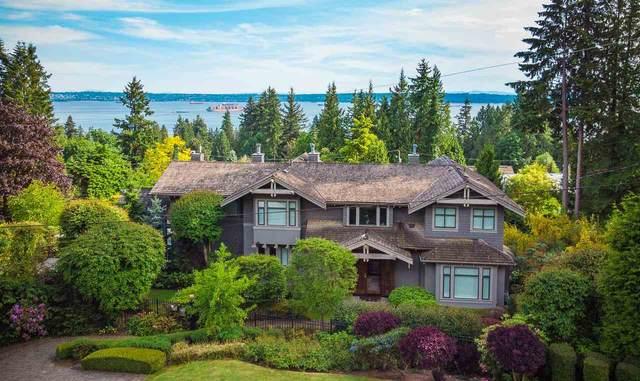 2928 Altamont Crescent, West Vancouver, BC V7V 3C1 (#R2587881) :: Ben D'Ovidio Personal Real Estate Corporation | Sutton Centre Realty