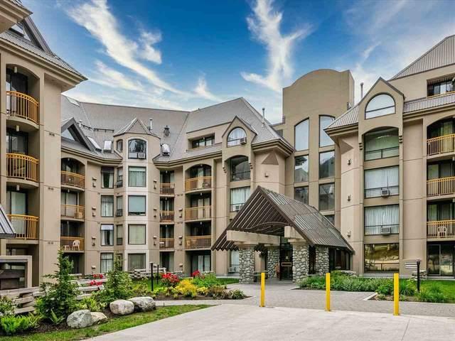 4809 Spearhead Drive #409, Whistler, BC V8E 1E7 (#R2588224) :: Premiere Property Marketing Team
