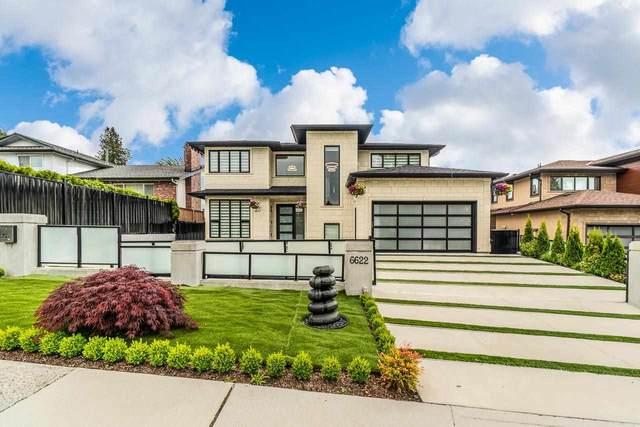 6622 Parkdale Drive, Burnaby, BC V5B 2X5 (#R2588231) :: Initia Real Estate