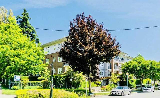 995 W 59TH Avenue #410, Vancouver, BC V6P 6Z2 (#R2588270) :: 604 Home Group