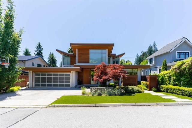 907 Kennedy Avenue, North Vancouver, BC V7R 1L4 (#R2588275) :: Initia Real Estate