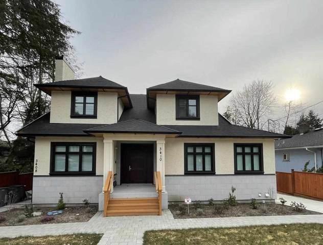 3410 W 41ST Avenue, Vancouver, BC V6N 3E4 (#R2588354) :: Premiere Property Marketing Team
