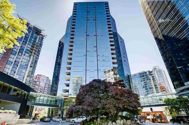 1050 Burrard Street #1206, Vancouver, BC V6Z 2R9 (#R2588439) :: 604 Home Group
