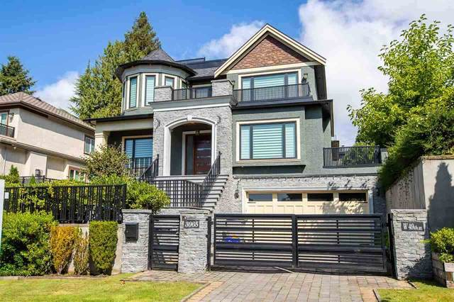 3065 W 49TH Avenue, Vancouver, BC V6N 0B5 (#R2588593) :: Premiere Property Marketing Team
