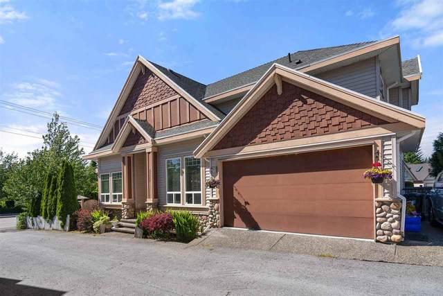 8752 208 Street, Langley, BC V1M 2Y3 (#R2588629) :: Premiere Property Marketing Team
