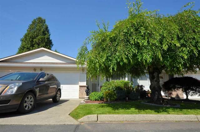 18960 Advent Road #18, Pitt Meadows, BC V3Y 2G4 (#R2588631) :: Initia Real Estate