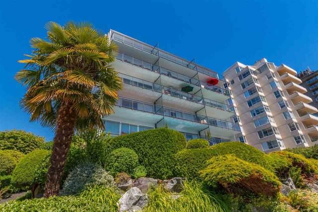 1845 Bellevue Avenue #201, West Vancouver, BC V7V 1B2 (#R2588689) :: Premiere Property Marketing Team