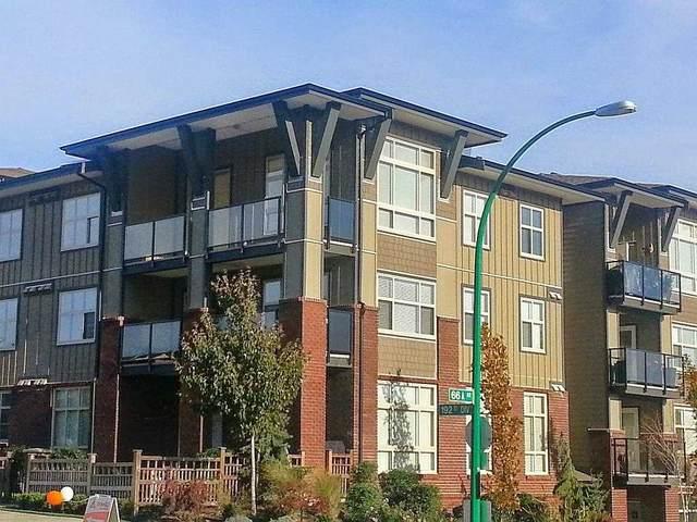 19201 66A Avenue #410, Surrey, BC V4N 6N7 (#R2588715) :: Premiere Property Marketing Team