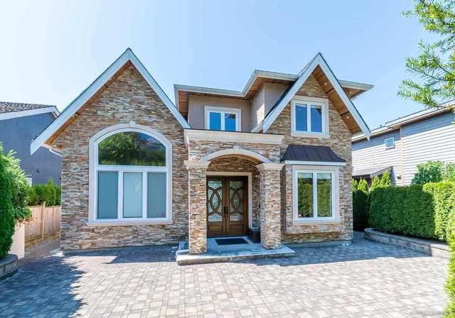 7225 Braeside Drive, Burnaby, BC V5A 1E9 (#R2588826) :: Premiere Property Marketing Team