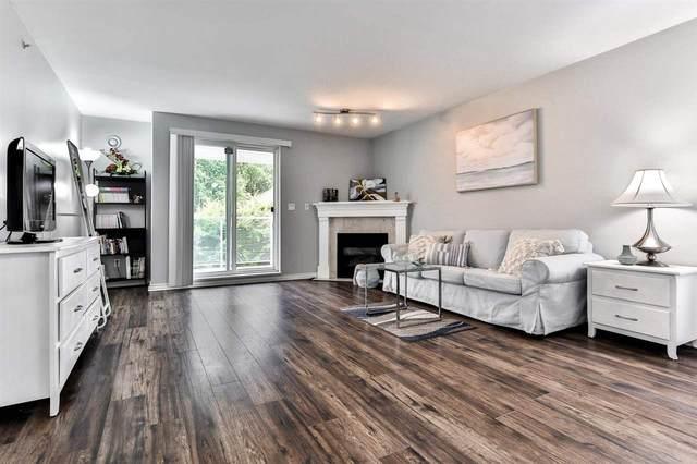 8976 208 Street #211, Langley, BC V1M 2Y8 (#R2588895) :: Premiere Property Marketing Team