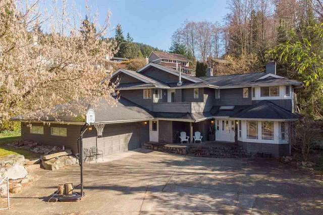 4884 Northwood Drive, West Vancouver, BC V7S 3C6 (#R2588971) :: 604 Realty Group