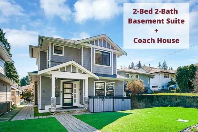 661 E 22ND Street, North Vancouver, BC V7L 3E1 (#R2589012) :: 604 Home Group