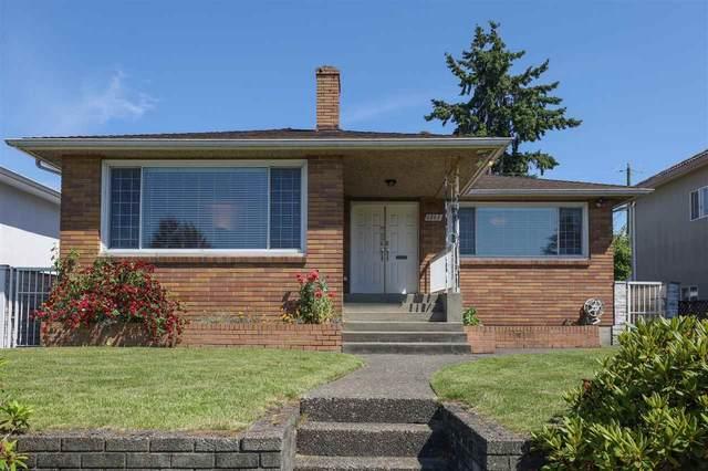 1563 E 59TH Avenue, Vancouver, BC V5P 2G8 (#R2589048) :: Initia Real Estate