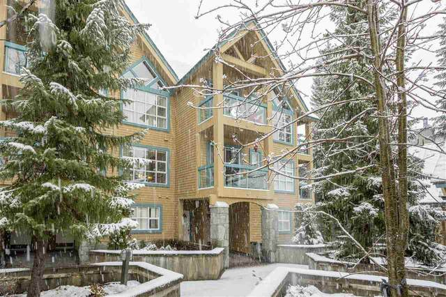 4865 Painted Cliff Drive #209, Whistler, BC V0N 1B4 (#R2589137) :: Premiere Property Marketing Team