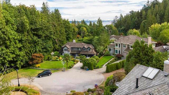 4880 The Dale, West Vancouver, BC V7W 1K3 (#R2589138) :: 604 Realty Group
