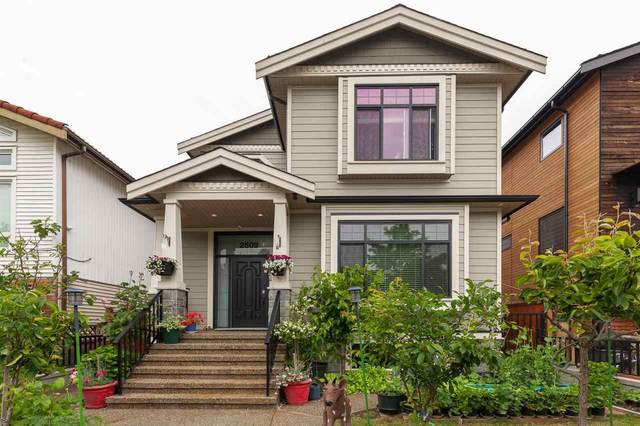 2509 Mcgill Street, Vancouver, BC V5K 1G9 (#R2589146) :: Ben D'Ovidio Personal Real Estate Corporation   Sutton Centre Realty