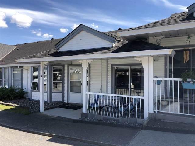 20554 118 Avenue #32, Maple Ridge, BC V2X 0S3 (#R2589150) :: Ben D'Ovidio Personal Real Estate Corporation | Sutton Centre Realty