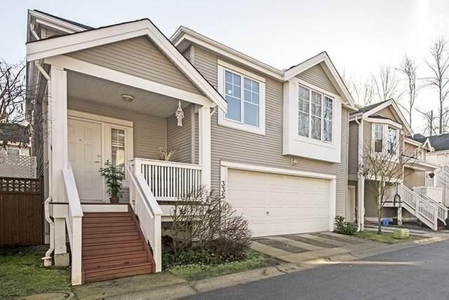 3000 Riverbend Drive #335, Coquitlam, BC V3C 6R1 (#R2589179) :: Premiere Property Marketing Team