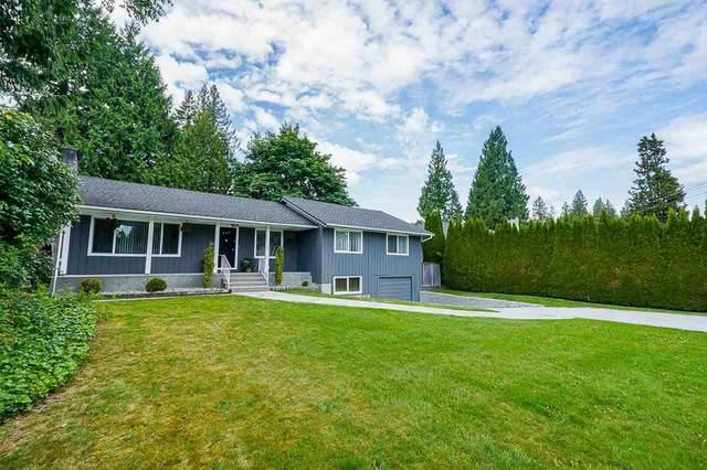 806 Crestwood Drive, Coquitlam, BC V3J 5S5 (#R2589446) :: Premiere Property Marketing Team