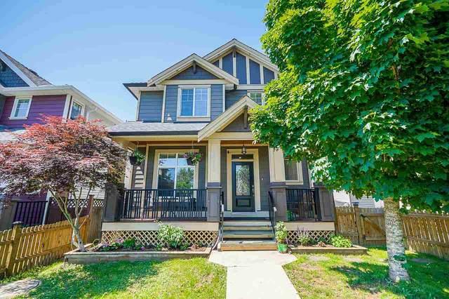 6763 192 Street, Surrey, BC V4N 6A3 (#R2589585) :: Homes Fraser Valley